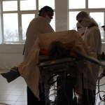 пололожение пацеєнта при лапароскопическом удалении желчного пузыря