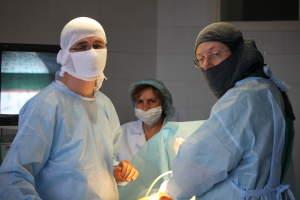 лапароскопія огляд внутрішніх органів
