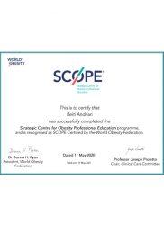 SCOPE – Strategic Centre for Obesity